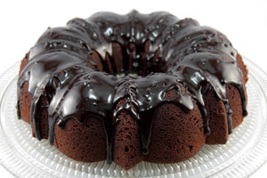 Low-Fat Chocolate Bundt Cake and more recipes