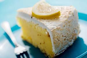 Old Fashioned Lemon Pie and more recipes