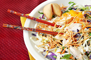 Chinese Chicken Cole Slaw Salad and more recipes