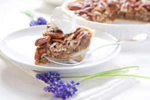Ann Lander's Pecan Pie and more recipes