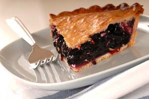 Blueberry Cream Cheese Pie and more recipes