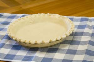Non-Lard Flaky Pie Crust and more recipes