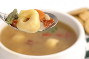 Pizza Tortellini Soup and more recipes