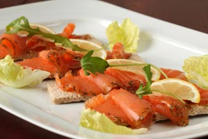 Cedar Plank Smoked Salmon and more recipes