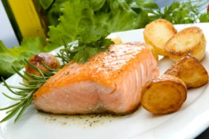 Salmon Provencal in a Paper Bag and more recipes