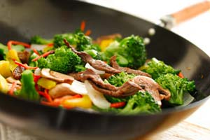 Diabetic Vegetable Stir-Fry and more recipes