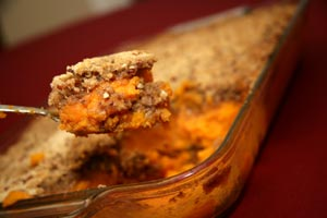 Oven Candied Sweet Potatoes and more recipes
