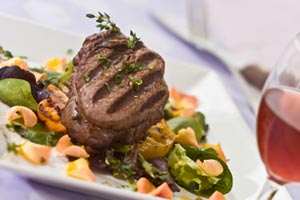 Filet Mignon Chesapeake and more recipes
