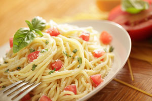Pasta With Tomato And Avocado and more recipes