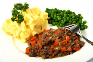 Old-Fashioned Potato-Beef Casserole and more recipes