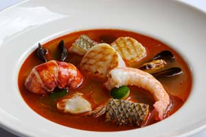 Manhattan-Style Seafood Chowder and more recipes