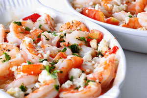 Shrimp Stuffing Casserole and more recipes