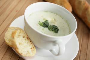 Broccoli, Cauliflower And Cheese Soup and more recipes