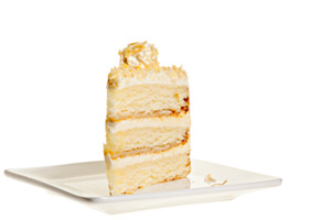Mrs. Claus' Eggnog Cake and more recipes