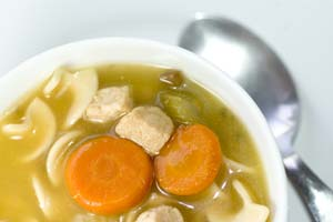 Spicy Turkey Noodle Soup and more recipes