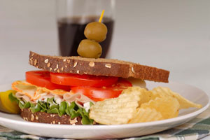 Fried Bologna Sandwich and more recipes