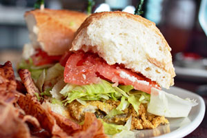 Bourbon Street Po' Boy and more recipes