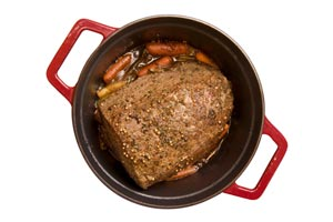 Norwegian Pot Roast and more recipes