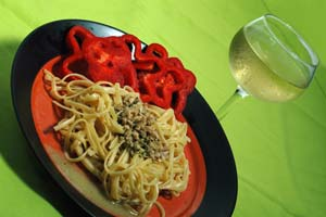 Seafood Linguini and more recipes
