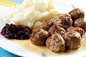 Turkey Swedish Meatballs and more recipes