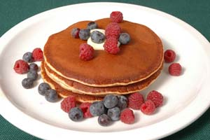 Old Style Oatmeal Cookie Pancakes and more recipes
