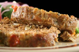 School Cafeteria Meatloaf and more recipes