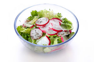 Summer Radish Salad and more recipes