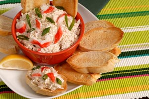Avocado Crab Dip and more recipes