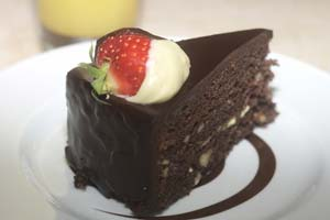 Chocolate Sin Cake and more recipes