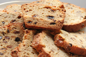Dried-Cranberry Spice Bread and more recipes