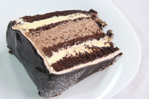Chocolate Bar Cake and more recipes