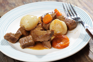 Beef en Brochette and more recipes