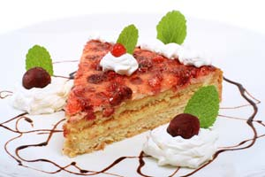Cherry Cordial Cake and more recipes