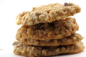 Molasses Oatmeal Raisin Cookies and more recipes