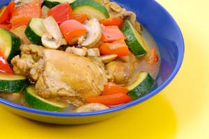 African Groundnut Stew and more recipes