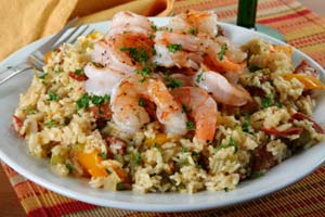 Popeye's Jambalaya and more recipes