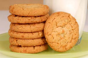 Butter Geback (German Butter Cookies) and more recipes
