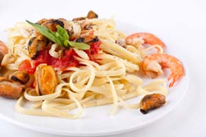 Seafood Fra Diavalo and more recipes
