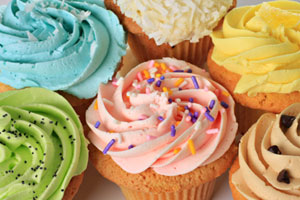 Fluffy Boiled Frosting and more recipes