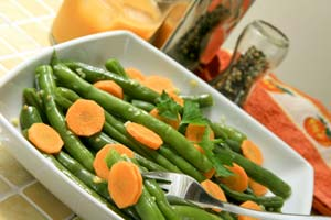 Green Beans with Portobello Mushrooms and Bacon and more recipes