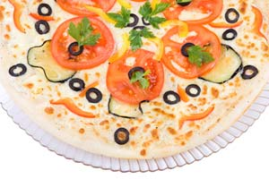 Easy Vegetable Pizza and more recipes