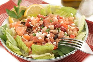 White Beans and Cherry Tomato Salad and more recipes