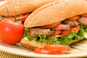 Italian Steak Sandwiches and more recipes