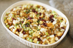 Cajun Cornbread Stuffing and more recipes