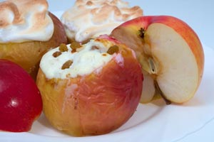 Lowfat Apple Crisp and more recipes