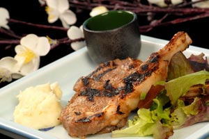 Pork Chops With Roast Pears and more recipes