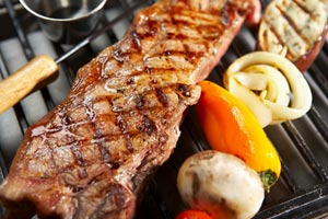 Steakhouse-Style Grilled Steak and more recipes