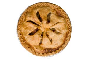 Jefferson Davis Pie and more recipes
