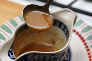 Chinese Brown Gravy and more recipes