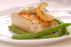 Lemon Pepper Cod and more recipes